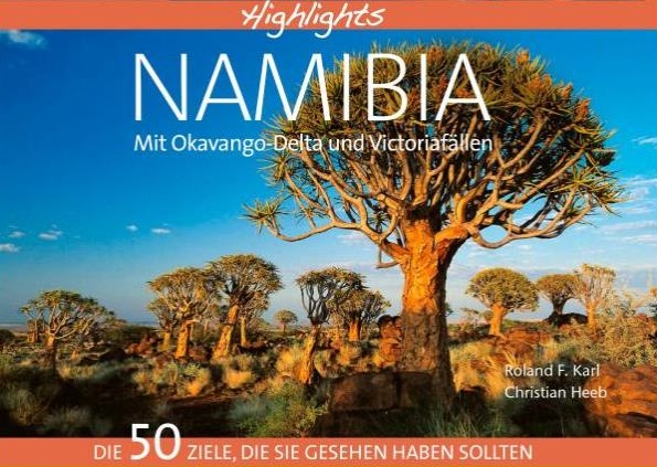 Highlights Namibia.