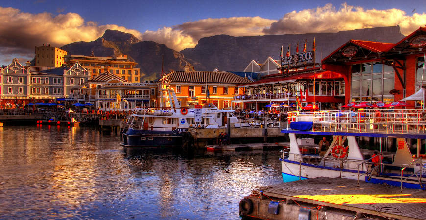 Waterfront CapeTown 870x450